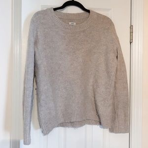 Oatmeal colored Vince sweater